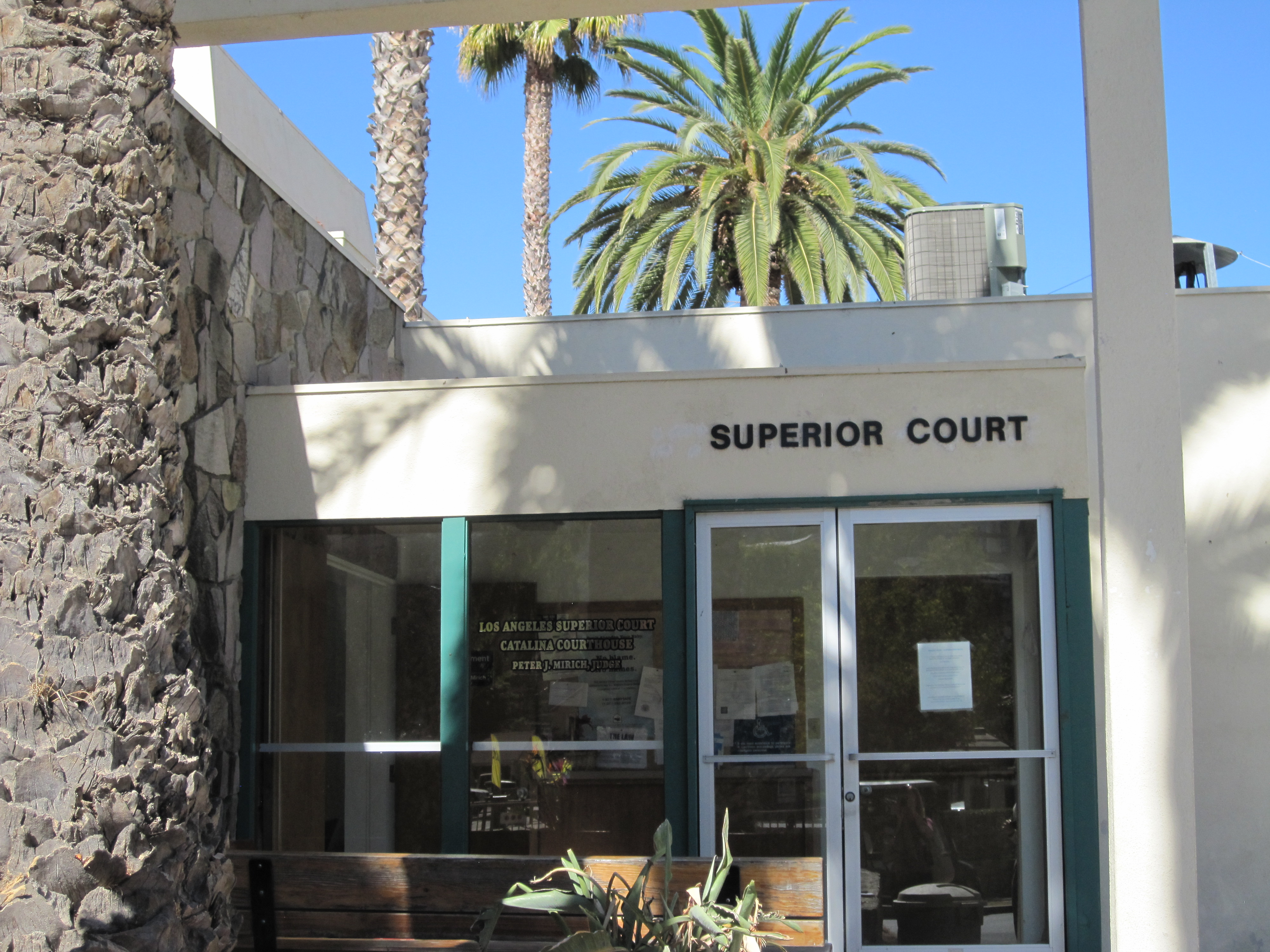 Catalina Courthouse