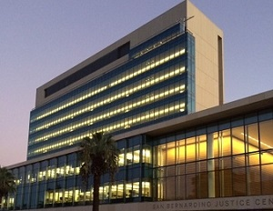 San Bernardino Justice Center